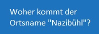 Wo Kommt Mein Name Her